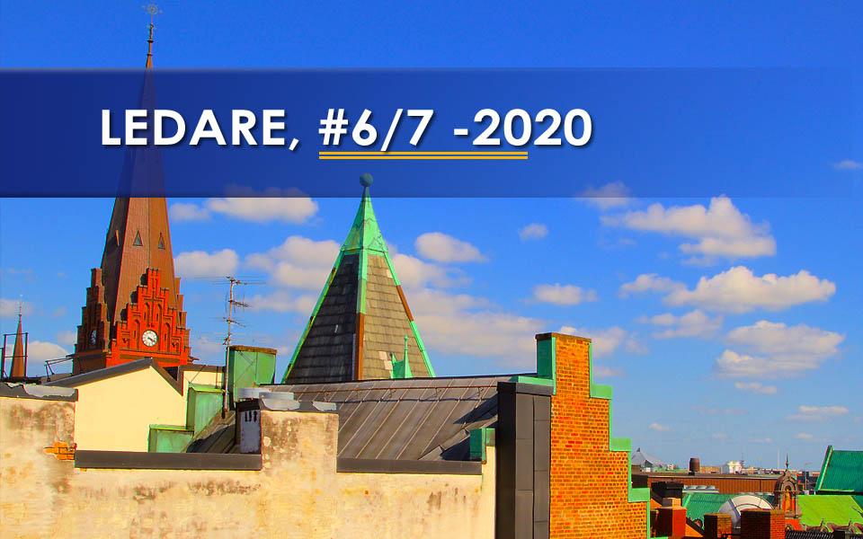 LEDARE: PVMagasinet #6/7.2020