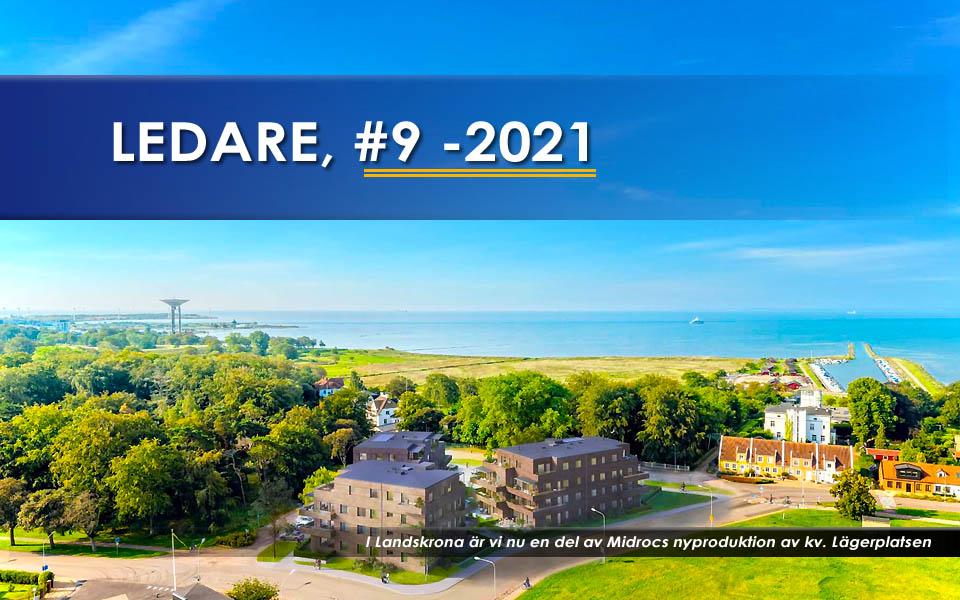 LEDARE: PVMagasinet #9.2021